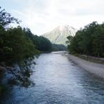 【トレッキング】上高地〜横尾まで【初挑戦】(実践編その1)
