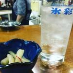 蒲田 「立ち飲み かるちゃん」は距離感が最高、旬のツマミもいけてる!