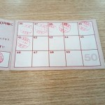 餃子の王将 50周年企画!スタンプラリー結果発表!
