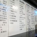 【1000ベロ記事】武蔵小山/中華 盛苑 にて絶品中華を立ち飲みで!
