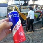 Red Bull organics サンプリングを頂きまいた。