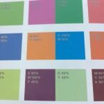 反対色にしたらブログが活性化するテスト
