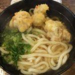 蕎麦超人ブログ062玉目 おにやんま@五反田で おに美味いとり天うどん!